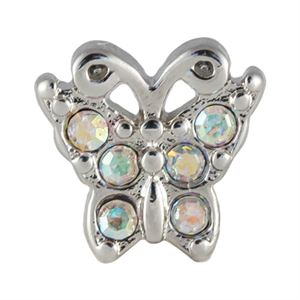 Picture of Crystal Butterfly Charm
